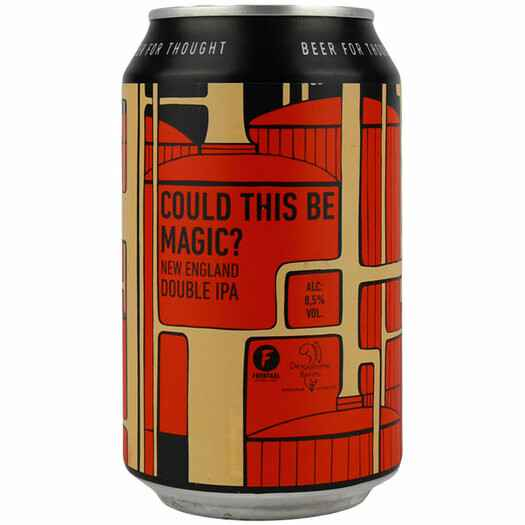 Brouwerij Frontaal- Could this be magic