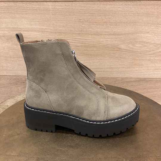 ONLY Brandy Zip Boots Olive