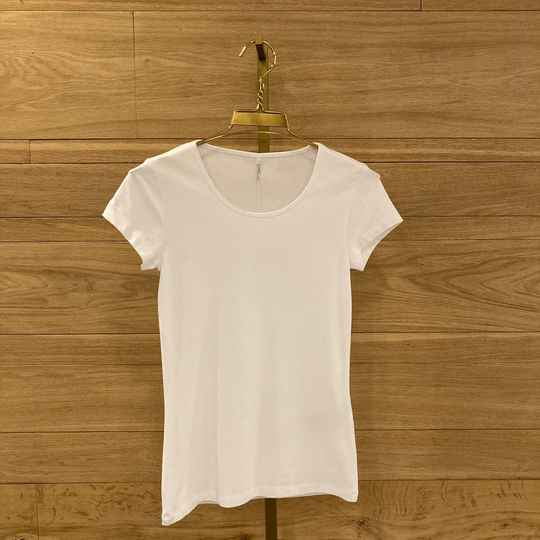 ONLY Basic SS T-shirt Wit