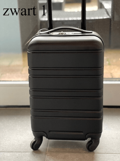 Hard case trolley
