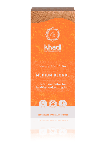 Khadi medium blond 100g - 40022
