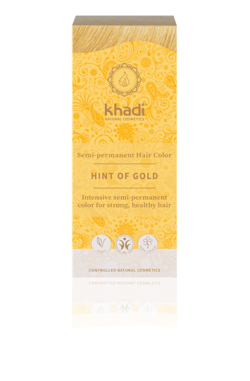 Khadi golden hint 100g - 40046