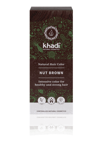Khadi nut brown 100g - 40152