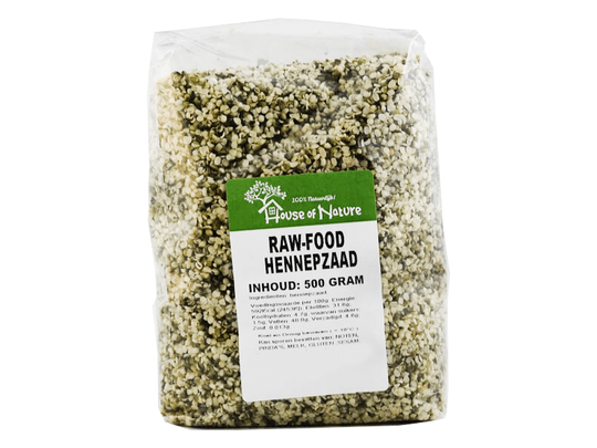 House of Nature hennepzaad 500g - 3426