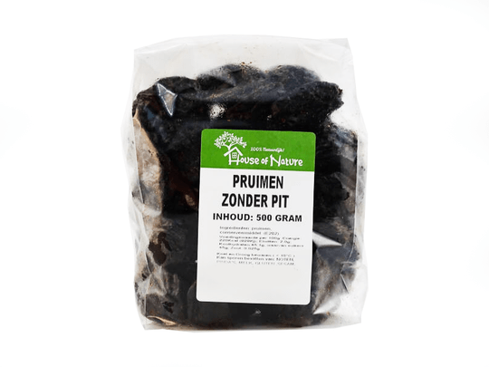 House of Nature pruimen zonder pit 500g