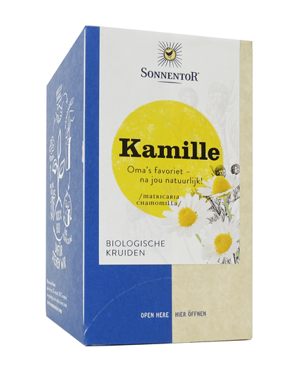 Sonnentor Kamille thee 18st