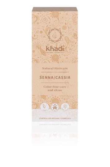 Khadi senna/casia neutral 100g - 40138
