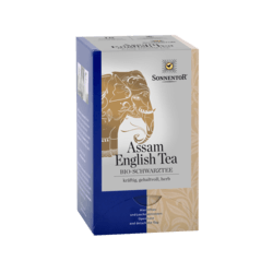 Sonnentor Assam English zwarte thee 18st - 2610