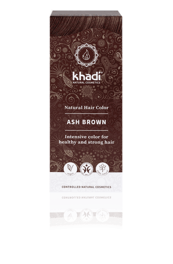 Khadi ash brown 100g - 49648