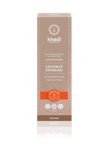 Khadi elixer conditioner coconut shikakai 200ml - 90163