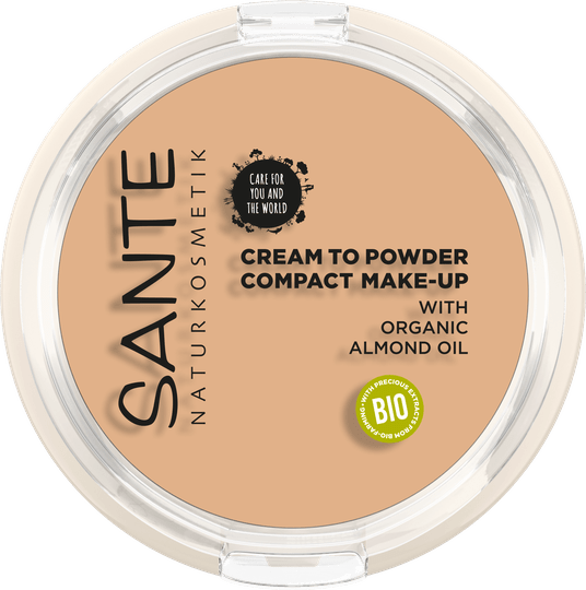 Sante compact make-up cool ivory 9gr