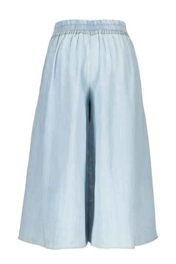 F102-5611 Like Flo denim culotte