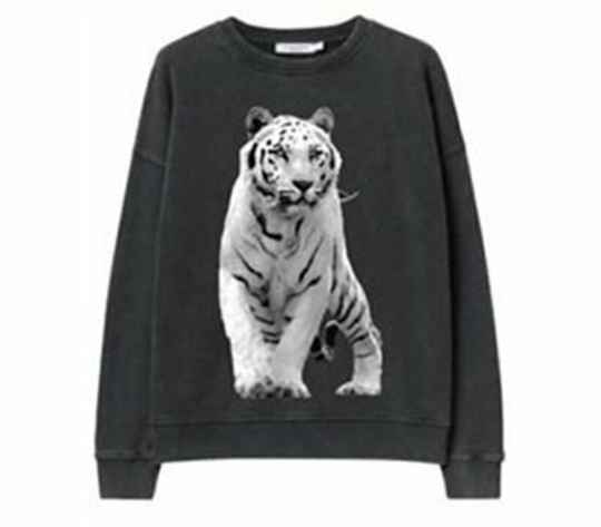15229402 Kids only sweater tiger