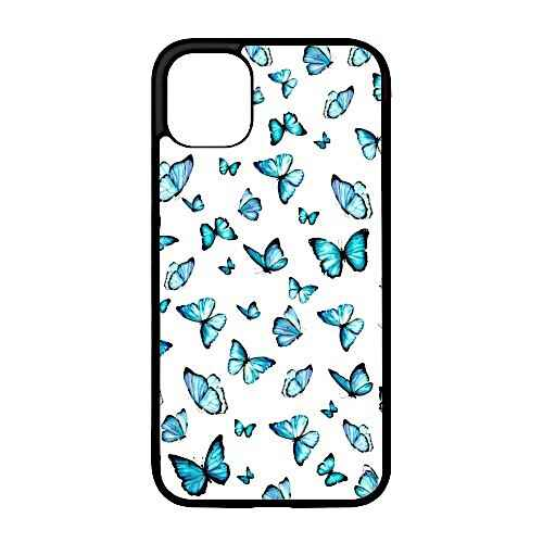 Small Butterfly Blue