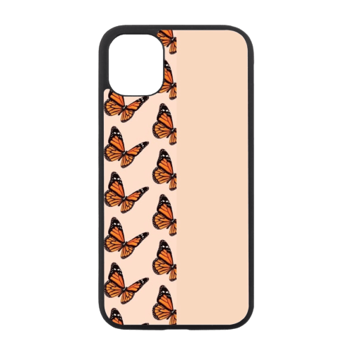 Fifty-fifty Butterfly Orange