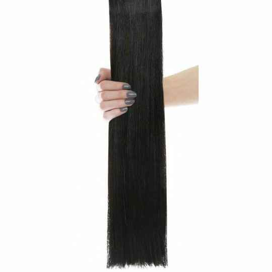 Gold Double Weft - Natural Black