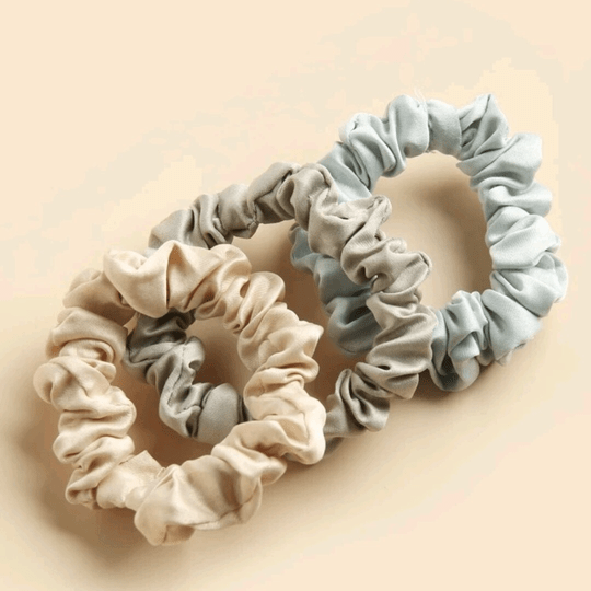 Simple soled scrunchies