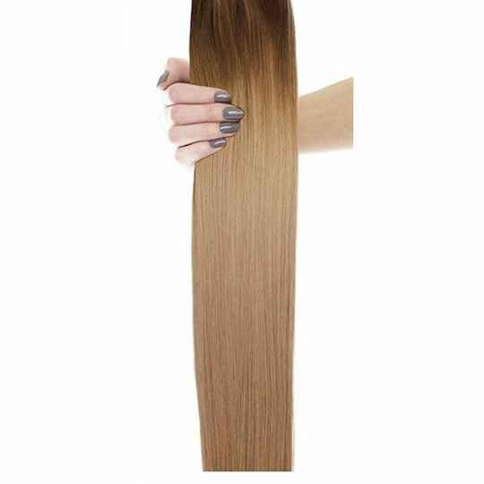 Gold Double Weft - High Contrast Warm