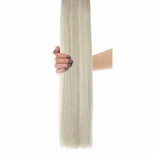 Gold Double Weft - Iced Blonde