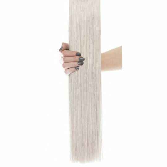 Gold Double Weft - Silver