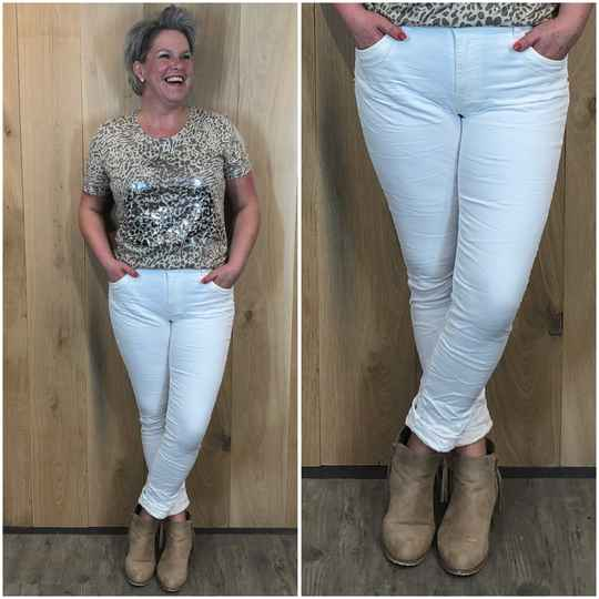Jeans offwhite 'Jewelly'