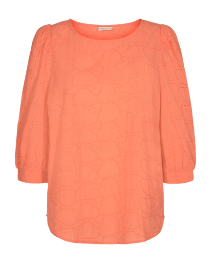 Freequent BRODERIE BLOUSE