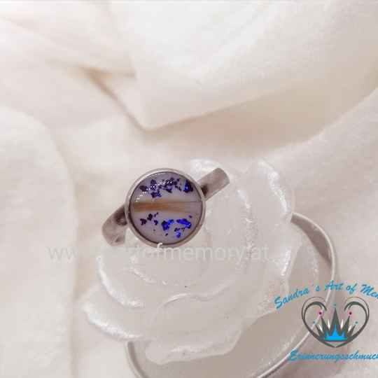 "Ring Cabochon ""Aiden"""