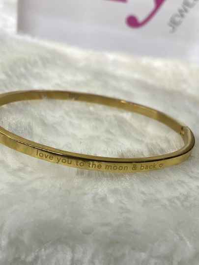 My jewellery x lief leven - love you to the moon