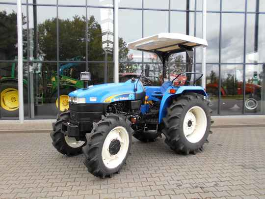 New Holland T45 4-wd