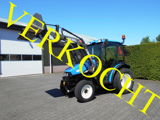 New Holland TCE40 + frontlader