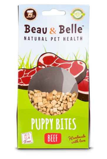 Beau & Belle Doggy Bites Beef