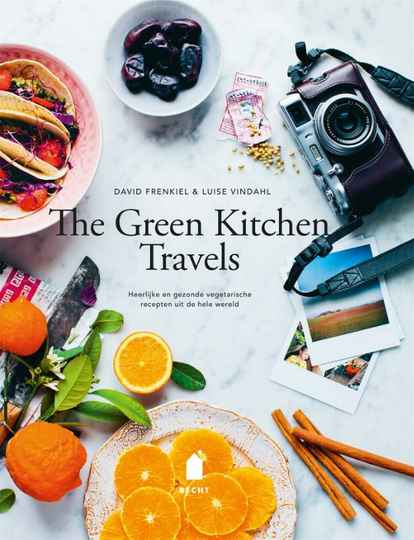 The green kitchen travels -  David Frenkiel