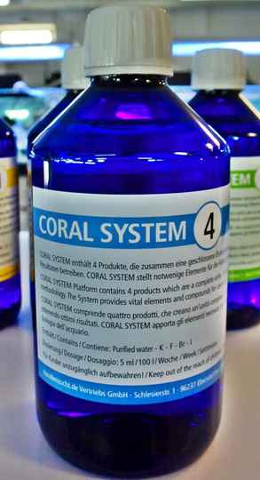 Coral System 4 - Coloring Agent 4