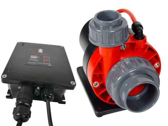 Red Dragon® 3 Speedy HIGHPRESSURE 100 Watt / 9,0m³