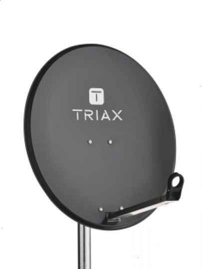 Triax TDS-65A single pack antraciet schotel