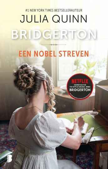 BRIDGERTON 4. EEN NOBEL STREVEN
