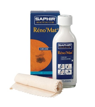 Reno Mat Cleaner voor glad leer