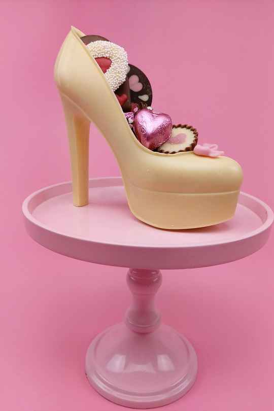 """Loulou's Pump""""Witte Chocolade"""""""