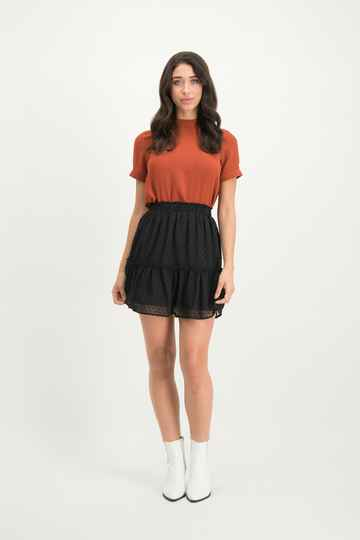LOFTY MANNER Skirt Serena Black