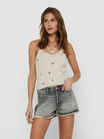 ONLY Nora SL Top Flower