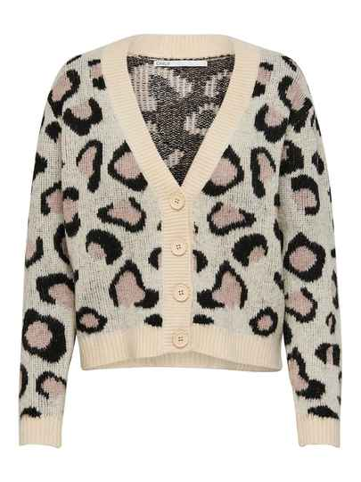 ONLY Leopard Cardigan