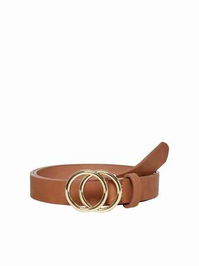 ONLY riem cognac gold