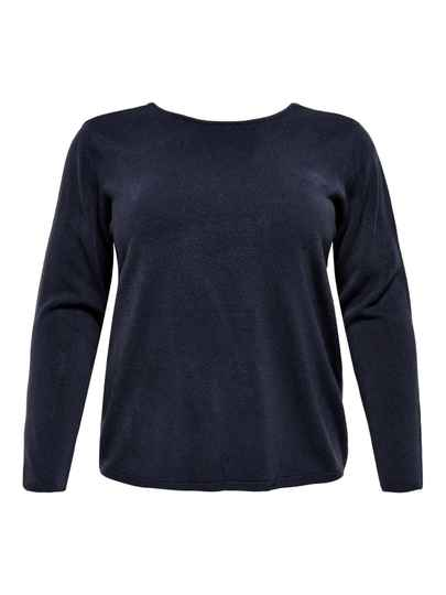 MELINA L/S LACE PULLOVER KNT
