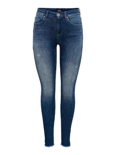 ONLY Jeans Blush Life Ank Raw 811