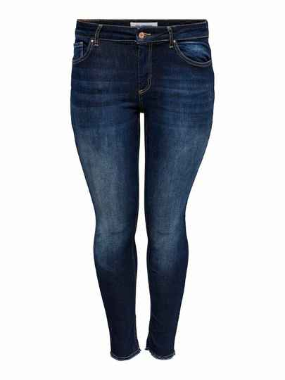Carmakoma Willy Life Ankle Raw Jeans 4342
