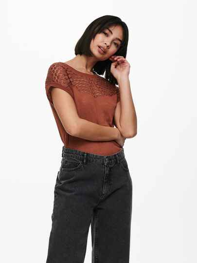 ONLY New Rie Mix Top