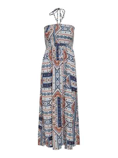 ONLY Adele Life Strap Maxi Smock Dress