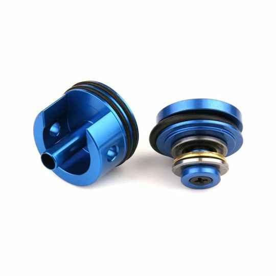 Cylinder head and piston SK-0002