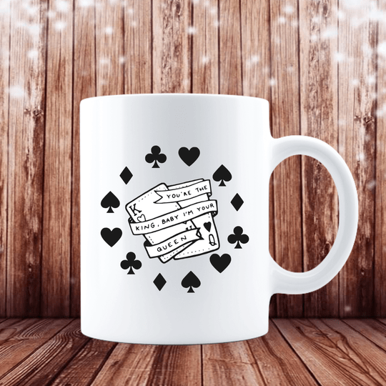 You´ re the King, Baby I´m your Queen (Paare Tasse 2669)