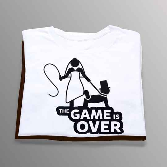 The Game is Over (JGA 5992)